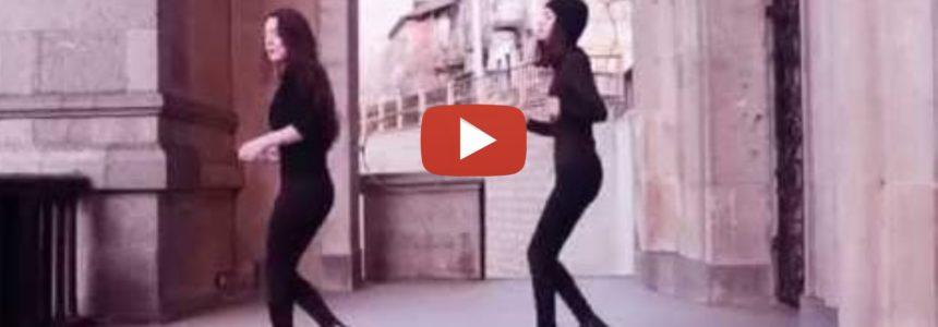 Видео взорвавшее Интернет|Танец девочек из Грузии набрал более 5 млн просмотров