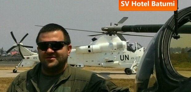 Власти Грузии пытаются найти попавшего в плен в Конго грузинского пилота