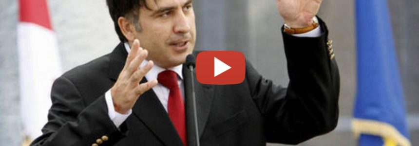 Видео|Саакашвили-«Я — простой украинец!»У меня только одно гражданство — украинское.