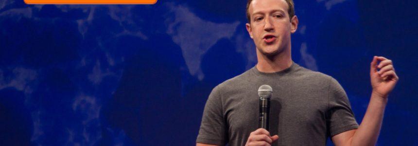 Facebook ежедневно закрывает один миллион аккаунтов