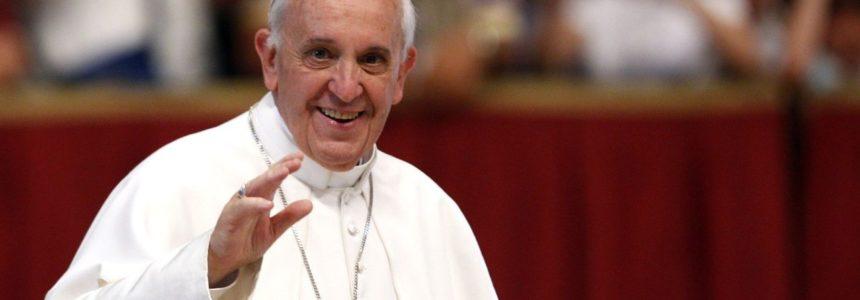 Патриарха Грузии поздравил папа Римский Франциск с Днем Илии-пророка
