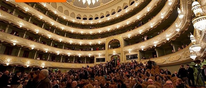 Театр оперы и балета в Тбилиси 17 сентября откроет новый сезон