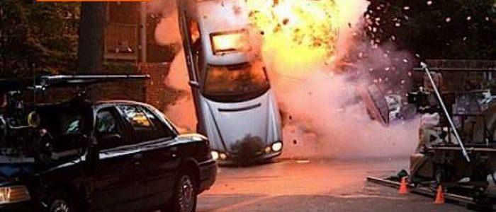 Гражданина Грузии взорвали в центре Киева